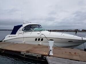 38' Sea Ray Sundancer 2006 No Regrets