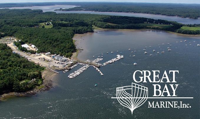 Great Bay Marine Aerial Shot