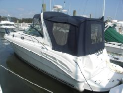 34' Sea Ray Sundancer 2000